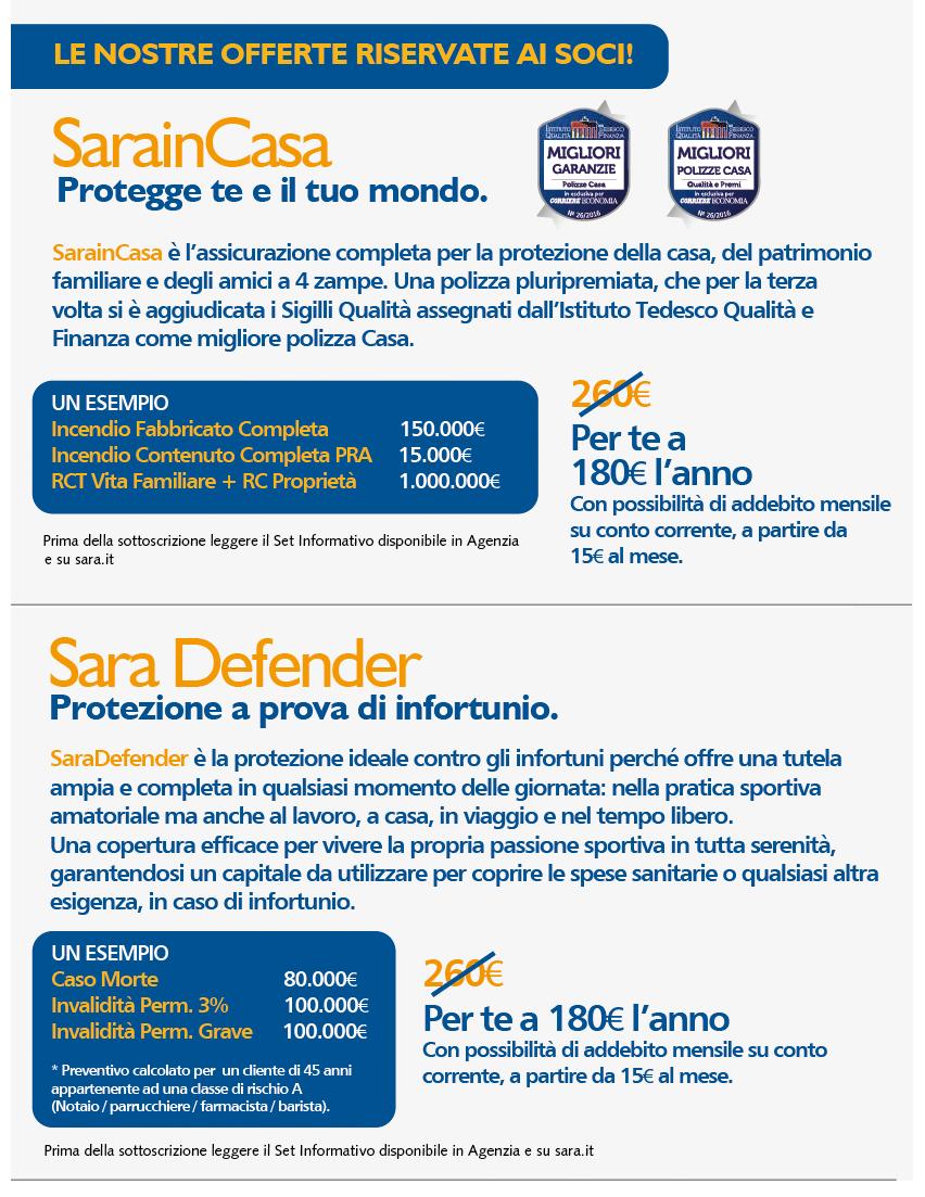 Promo Sara Assicurazioni Circoliamo 2018